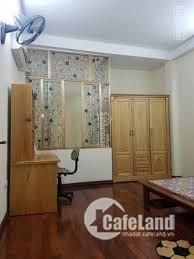 Chính chủ cho thuê nhà riêng 5 tầng full đồ ngõ 83 Nguyễn Khang, Phường Yên Hòa giá 8.5tr/tháng