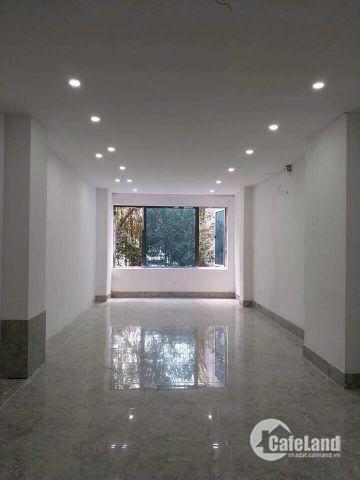 CHính chủ cần cho thuê sàn văn phòng số 34 Nguyên Văn Huyên sàn mới 100m2 giá 19 tr
