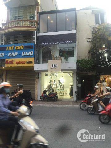 Có cửa hàng cho thuê mặt phố SIÊU HOT Xã Đàn 70m, MT 5m.