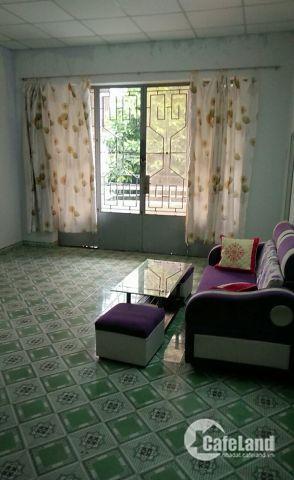 Cho thuê nhà nguyên căn 4 phòng full nội thất, mặt tiền 6 mét, Q.11