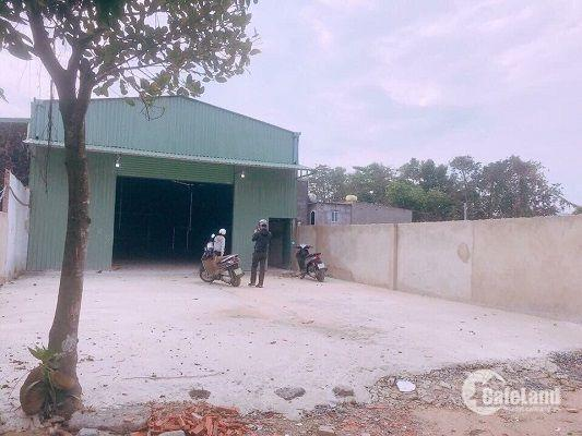 Xưởng cho thuê 400m giá 22 triệu/ tháng mặt tiền đường Thạnh Xuân 13, đường rộng 12m thông.