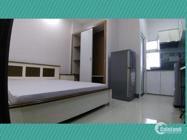 CHo thuê căn hộ mini studio full nội thất giá mềm 5tr5/tháng  Q7 HCM