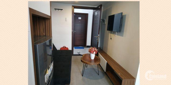 Cho thuê căn hộ mini studio Cao Cấp full đồ tối đa 3 người, giá thuê 6tr9/tháng Q7 HCM