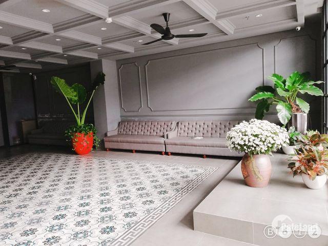 Chung Cư dạng Studio có gác thoáng mát hiện đại 35m2 Quận 7