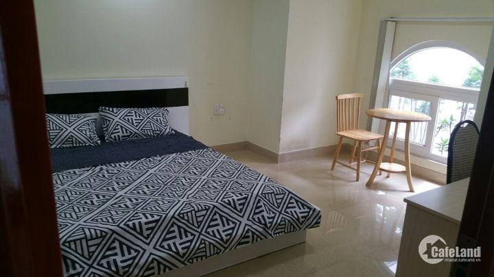 Cho thuê căn hộ Full dịch vụ Nice Villa, 128 Pham văn hai