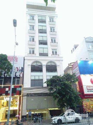 Cho thuê văn phòng cực đẹp diện tích 130m2 tại mặt phố Nguyễn Xiển, Thanh Xuân