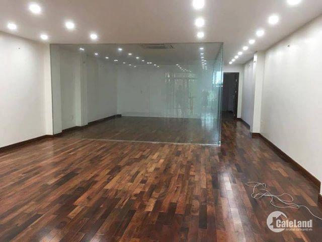 Cho thuê mặt sàn dt 140 làm văn phòng , showroom tại Nguyễn Xiển, Thanh Xuân.
