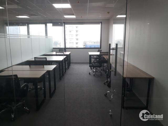 Cho thuê VĂN PHÒNG tầng 5 diện tích 140m2 thông sàn, full tiện ích.