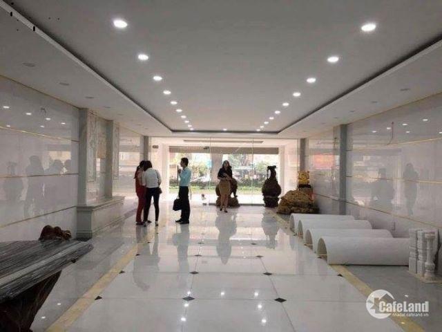 Chúng tôi đang cho thuê mặt bằng đắc địa nhất phố Nguyễn Trãi phù hợp văn phòng, spa, Nail, yoga
