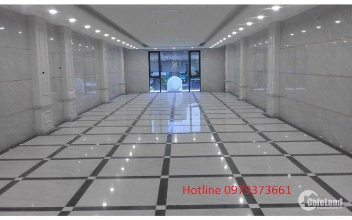 Chính chủ cho thuê tòa nhà VP tại số 47 Nguyễn Xiển