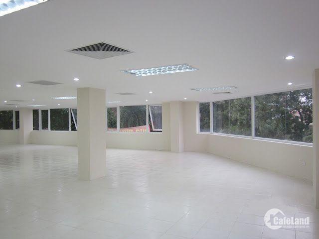Hính chủ cho thuê mặt sàn làm văn phòng tại số 47 Nguyễn Xiển - Thanh Xuân.