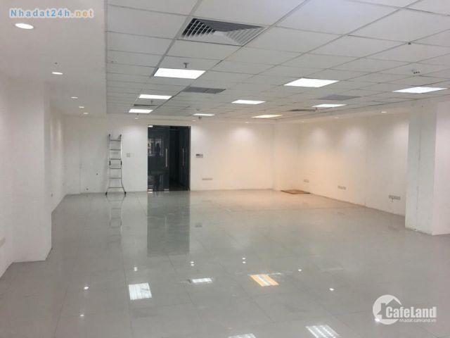 Cho thuê tòa nhà mặt phố Nguyễn Xiển mặt tiền 8m