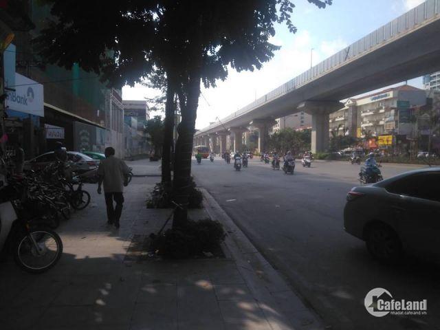 nhà MP Nguyễn Trãi-TX 60m*5.5 tầng giá 45tr/tháng