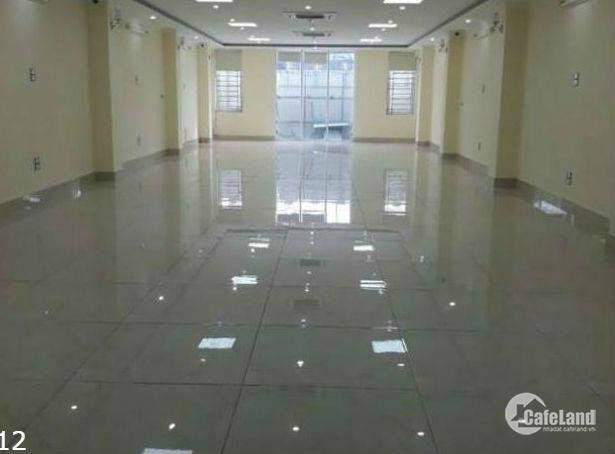 Cho thuê tòa nhà văn phòng mặt phố Trường Chinh diện tích 150m2 thông sàn cực đẹp