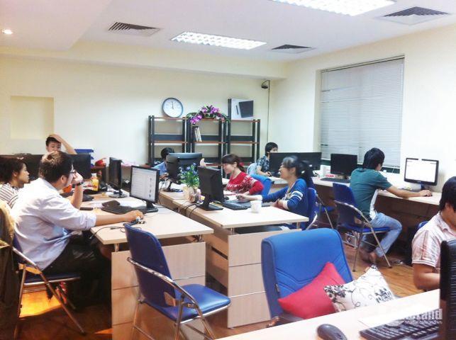 Miễn phí dịch vụ khi thuê văn phòng 140m2 giá 25tr Nguyễn Trãi,Thanh Xuân