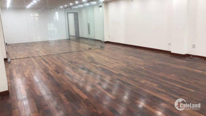 Cho thuê nhà mặt phố làm văn phòng DT 160m2 tại Hạ Đình,Thanh Xuân.