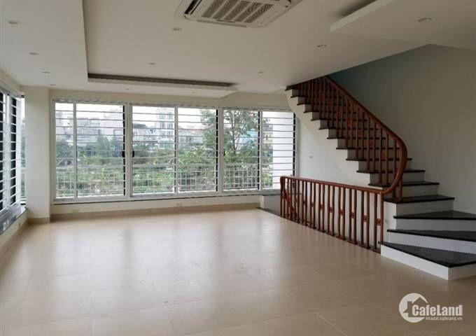 Cho thuê nhà 5 tầng mới xây 30tr làm văn phòng và hộ gia đình
