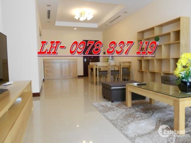 Chính chủ cho thuê gấp căn hộ đường Hoàng Quốc Việt, 2PN, đầy đủ đồ, 9tr/thg, 68m2.