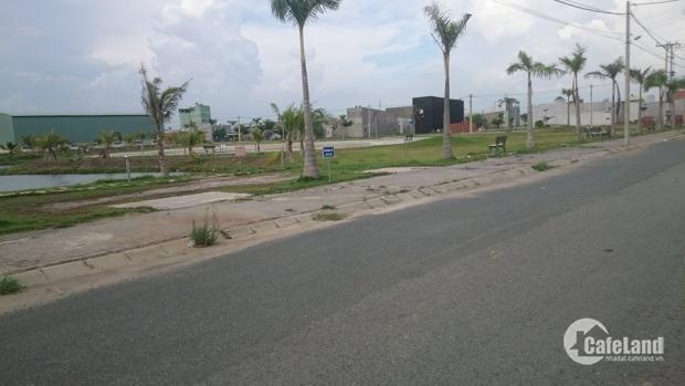 Đất nền Thị Xã Bến Cát 400triệu/nền, có thổ cư, sổ hồng riêng, LH:0903341321