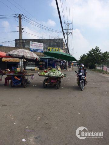 Đất Chính chủ MT đường Nguyễn Trung Trực, Bến Lức