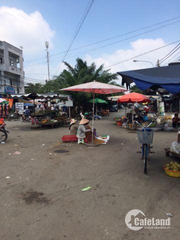 Cần sang lại lô đất nền MT đường Nguyễn Trung trực, huyện Bến Lức