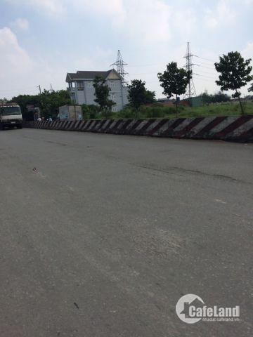 Kẹt tiền bán gấp lô đất MT đường Nguyễn Trung Trực, thị trấn Bến Lức