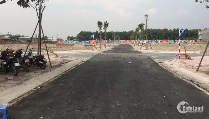 Đất phường Tân Hòa, gần làng Mộc Hòa Bình, SHR. LH: 0981.179.718.
