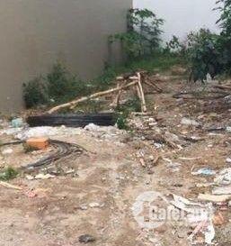 Bán đất TC đường Vạn Kiếp, Bình Thạnh, 60m2, shr