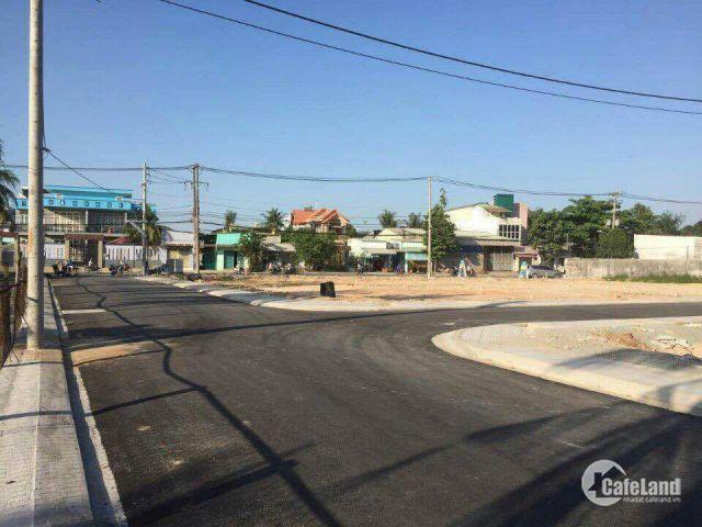 Đất thổ cư, trung tâm chợ Rạch Kiến SHR 490tr xây tự do.