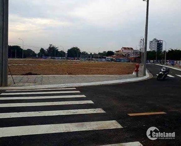 Bán đất ngay chợ Rạch Kiến cách ủy ban 200m 480tr/nền SHR xây tự do.