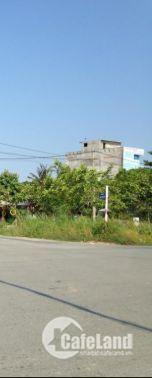 lô đất sau chợ BÌnh CHánh có sổ hồng riêng 500tr/100m2 xây dựng tự do