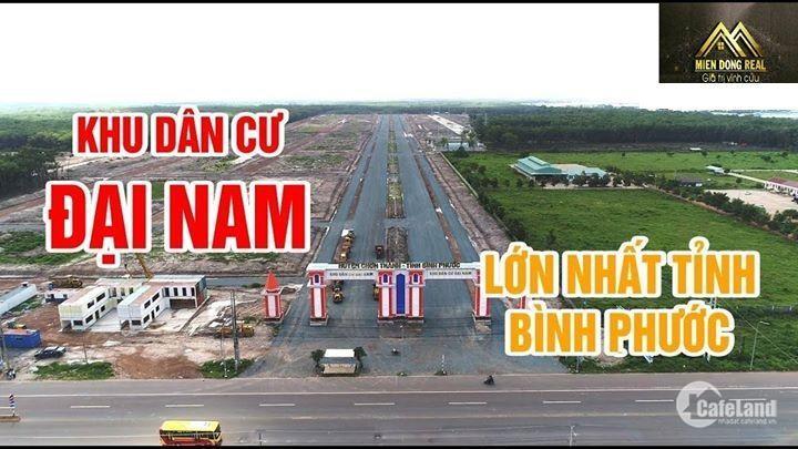 Bán đất KDC Đại Nam - Mặt tiền ql13 LH: 0971906797