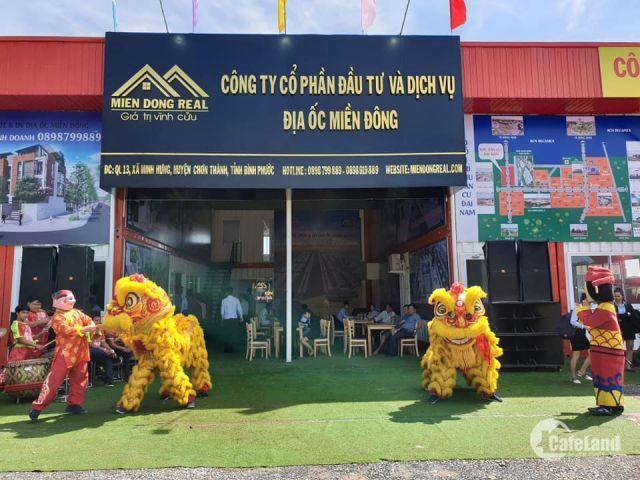 Mở bán KDC Đại Nam - BP, SHR, TC 100% 6,5tr/m2. LH: 0906861639
