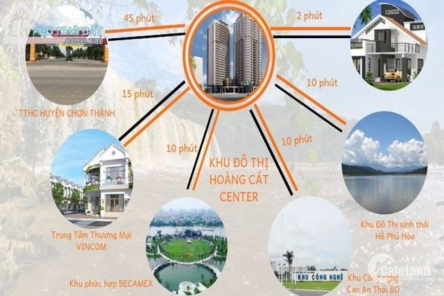 đất trung tâm hành chính chơn thành 320m2 giá 400 triệu