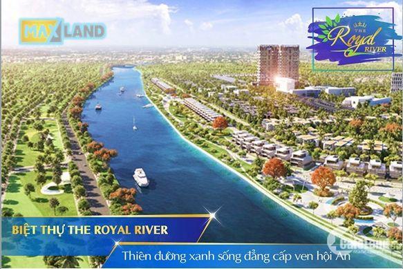 Ra mắt giai đoạn 1 dự án Royal River