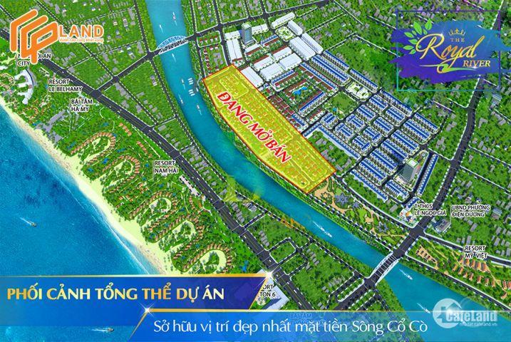 The Royal River 100% view sông Cổ Cò mở bán giai đoạn 1 với giá gốc từ chủ đầu tư