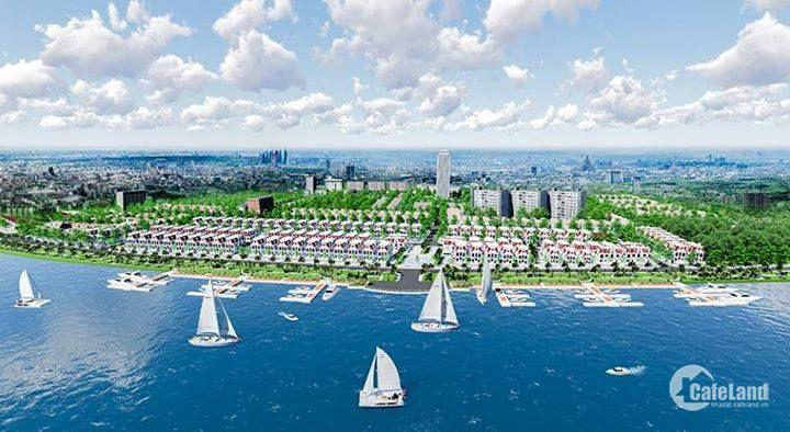 The Royal River dự án đất nền biệt thự view Sông Cổ Cò Bến du thuyền hiện đại đẳng cấp bậc nhất. Thiên đường xanh, đẳng cấp nghỉ dưỡng ven Hội An