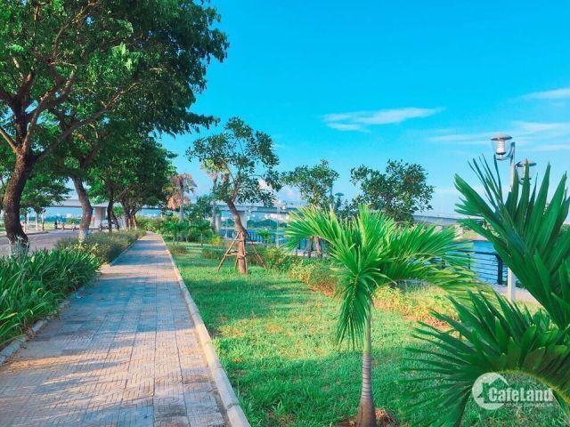 """Đất mặt tiền sông Hàn ngay tuyến đường """"Triệu đô"""" đường Thăng Long thích hợp an cư nghỉ dưỡng."""