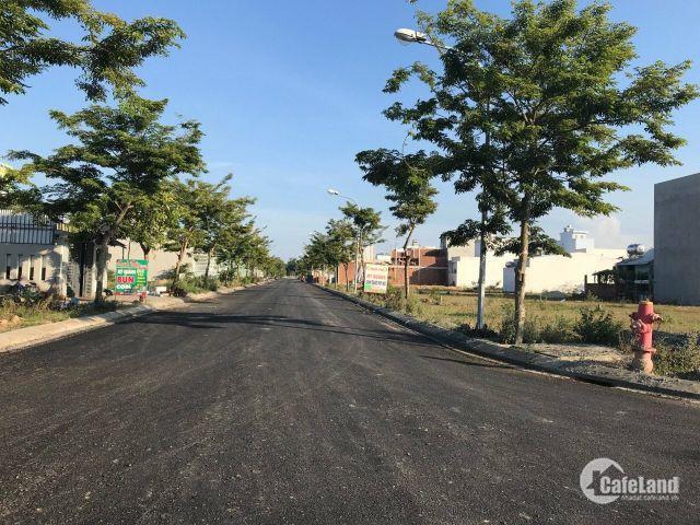 Đất 150m2,Đông Bắc, đường 7m5, điện âm khu Hòa Xuân mở rộng