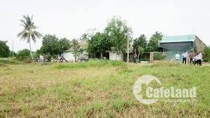 Chính chủ bán 150m2 đất bình chánh mặt tiền nguyễn văn linh,SHR
