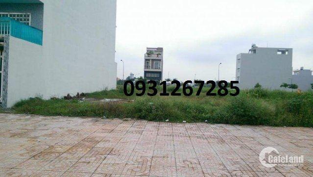 Bán gấp lô đất trong KDC An Hạ, MT Tỉnh Lộ 10, Bình Chánh, 5x12m, giá 960 triệu, LH 0931267285