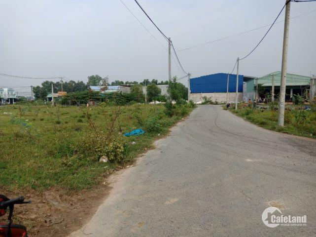 Bán đất thổ cư 125m2, sổ hồng riêng, chính chủ 100%