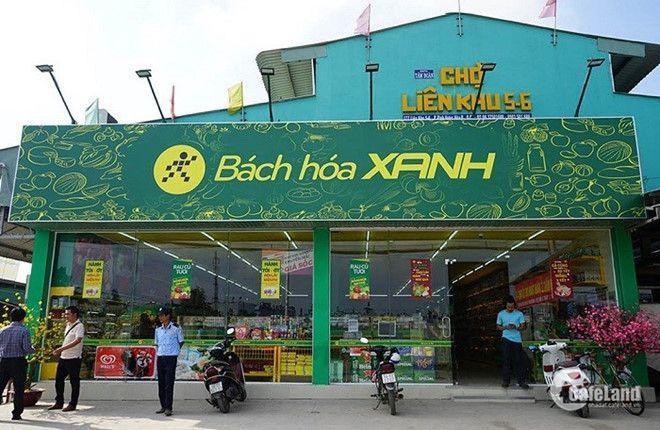 Bán đất KDC Bình Hưng 2, MT đường QL50, Bình Chánh, 560 tr/nền, SHR