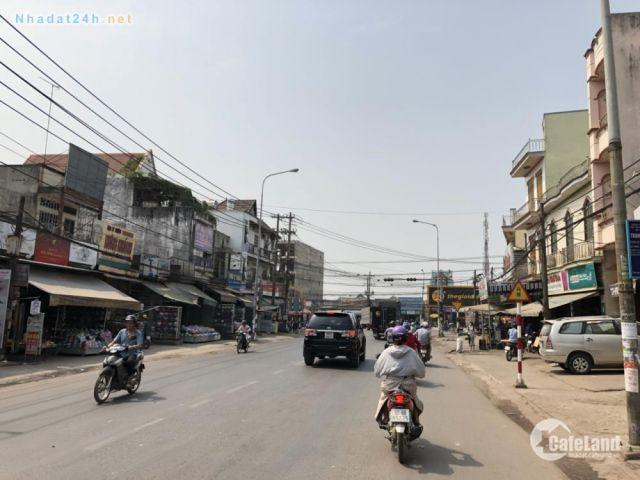 Bán lô đất nền KCN Tân Phú Trung, bệnh viện Xuyên Á, giá từ 610triệu/nền, SHR.