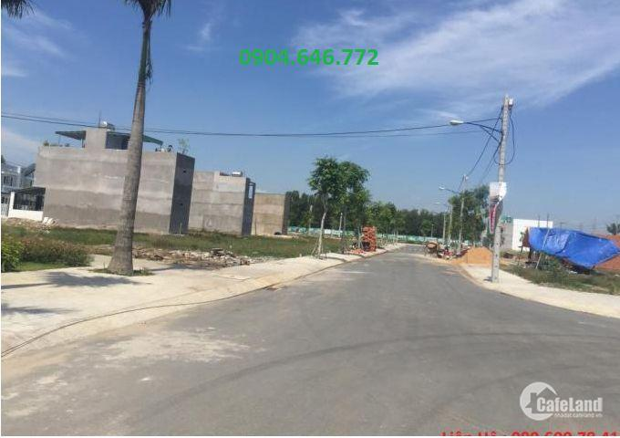 gia đình bán gấp miếng đất 120m2 gần ubnd xã Tân Phú Trung mt đường 71-shr-củ chi