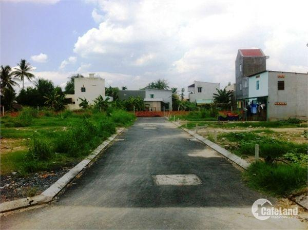 Bán đất KDC mới mặt tiền Võ Văn Bích,Bình Mỹ Củ Chi 83m2/1tỷ 346 triệu