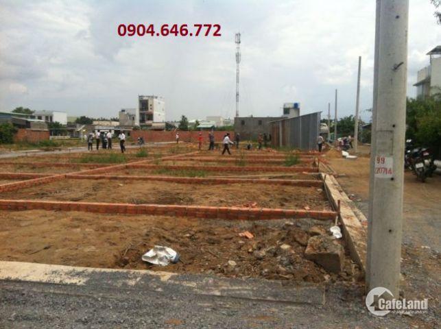 Đất đầu tư bán gấp xã Tân Phú Trung, Củ Chi 112m2- 0904 646 772