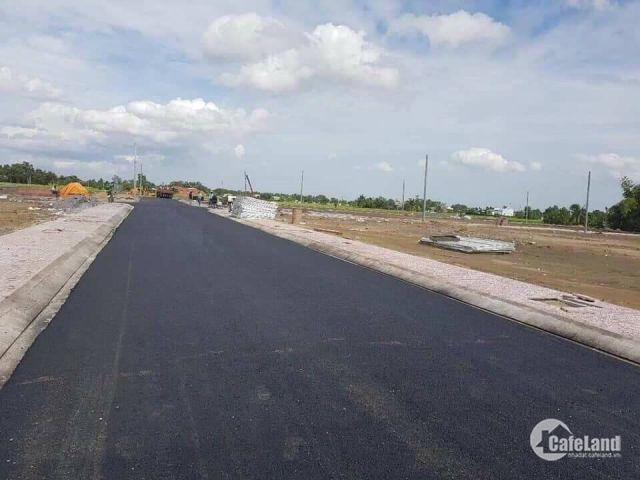 Cần bán gấp lô đất ở mặt tiền đường Võ Văn Bích,Bình Mỹ,củ chi.shr,chỉ cần 500TR có thể đầu tư.
