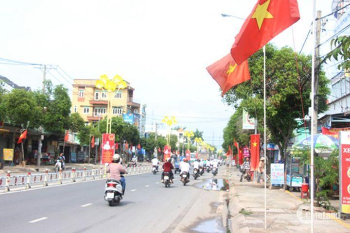 Bán đất Mặt tiền quốc lộ 22 xã Tân Phú Trung