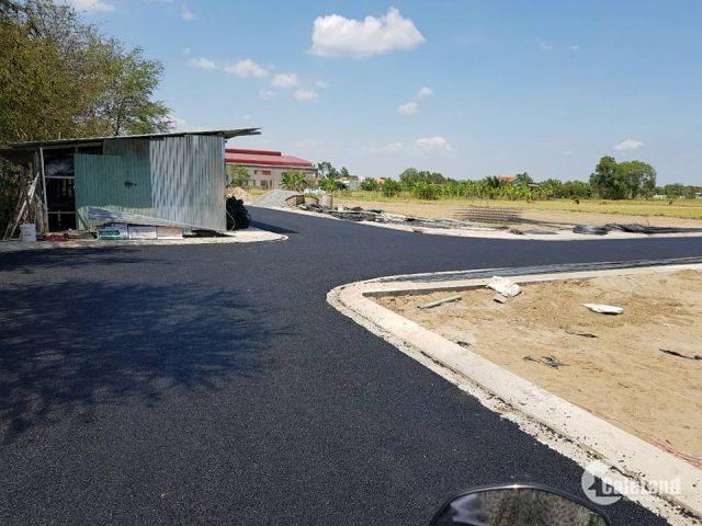 Đất gần ngay Bến Xe, Thị trấn Củ Chi, giá 350 triệu/nền, sổ hồng chính chủ